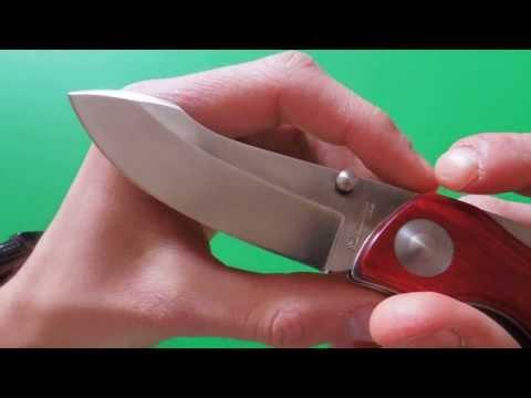 Обзор KATZ Knives Kagemusha NJ35/CW