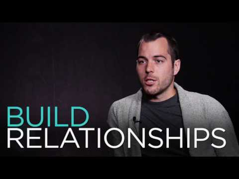 Tate Hackert - The Secret to Building a Successful Business? Build Relationships