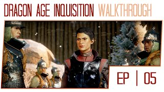 Dragon Age Inquisition Gameplay Walkthrough (1080p / 60fps Cutscenes / PC) - Part 5