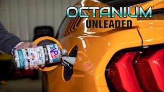 Octanium Unleaded Features & Benefits | Madditives