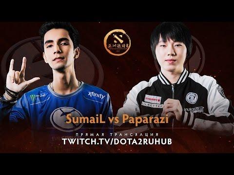 DAC 2017 1x1: SumaiL vs Paparazi