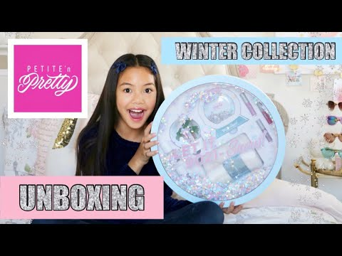 Petite N Pretty Winter Collection Pr Unboxing Youtube