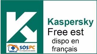 Kaspersky Free : un Antivirus gratuit à essayer.