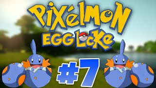 Minecraft - Pixelmon Egglocke Season 2 - Episode 7 - Hard Boiled (Pixelmon 4.0.7)
