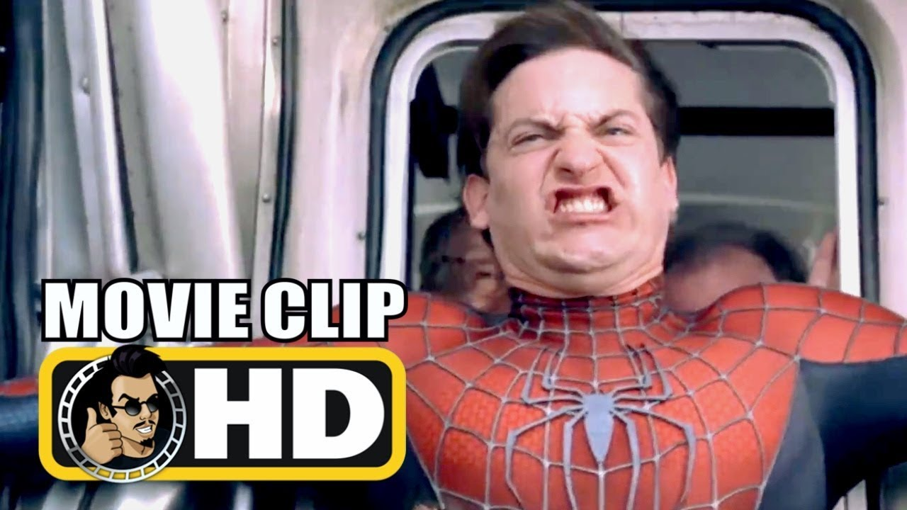 SPIDER-MAN 2 (2004) - 8 Movie Clips | Marvel Superhero HD #1