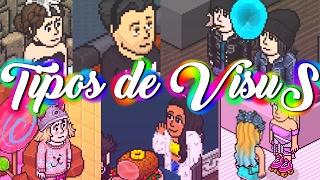 TIPOS DE VISUS - HABBO