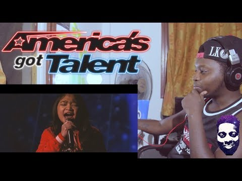 "Thumbnail: Angelica Hale: 9-Year-Old Sings Incredible ""Clarity"" Cover - America's Got Talent 2017 Reaction!"