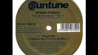 Byron Stingily - Get Up (Everybody) Part 1[Parade Mix]
