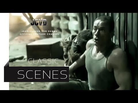 "JCVD World - ""JCVD"" Movie - Classic Scene"