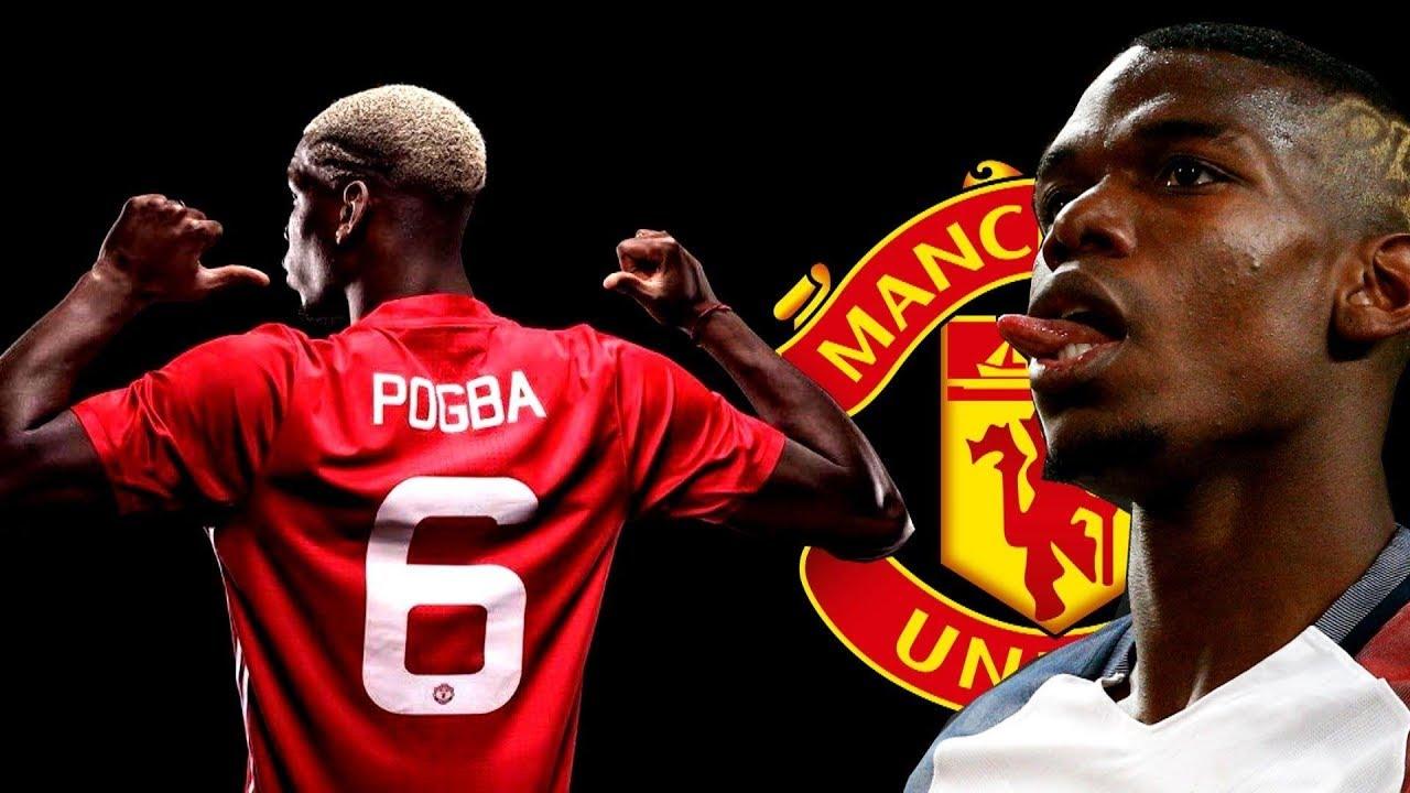 Phong độ của Paul Pogba trong màu áo của Manchester United mùa giải 2018/2019 HD