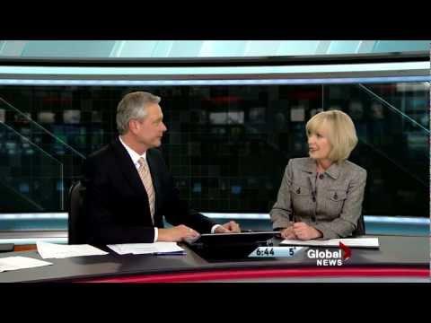 Danielle Lowe - Global Edmonton Woman of Vision (VLOG)
