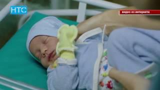 52 малыша поступили в Дом ребенка за полгода / 02.08.17 / НТС