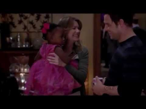 Grey's Anatomy - Meredith and Derek and Zola 8x12 Scenes