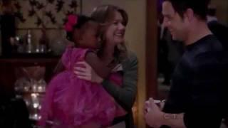 Grey's Anatomy - Meredith and Derek and Zola 8x12 Scenes