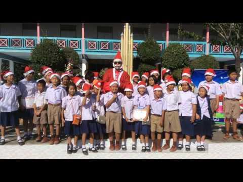 กิจกรรมวันคริสต์มาส 3/1 ปี59 โรงเรียนบ้านไผ่ประถมศึกษา สพป.ขอนแก่น เขต 2