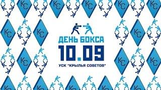 Памяти боксёров к 20-летию Дня Бокса