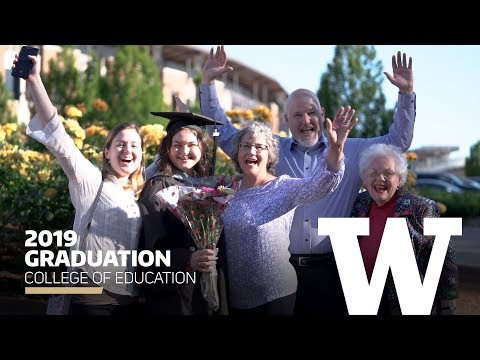 2019 College Of Education Graduation Highlights
