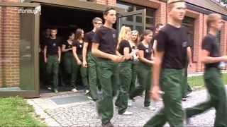 Schnupperpraktikum – Was lernen Schüler bei der Panther Challenge der Bundespolizei?