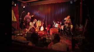 PP3 - Peter Pussarnig Trio - Earth Blues live @ Theatercafé