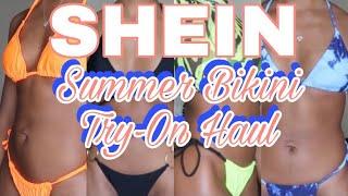 Shein Summer Bikini TRY-ON Haul 2021
