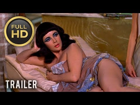 🎥 CLEOPATRA (1963)   Full Movie Trailer   Full HD   1080p