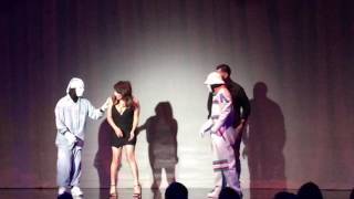 Best Proposal EVER!! Live at the Jabbawockeez show in Las Vegas