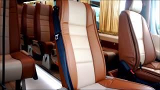 Переоборудование микроавтобусов 2014 Mercedes Sprinter. KML Restyling Center(, 2014-07-11T11:04:19.000Z)