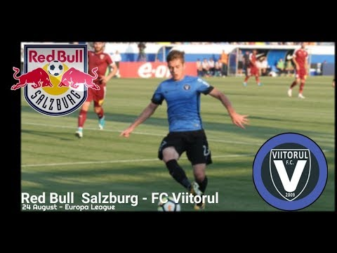 Live STREAM   Red Bull Salzburg - FC Viitorul   EUROPA LEAGUE !