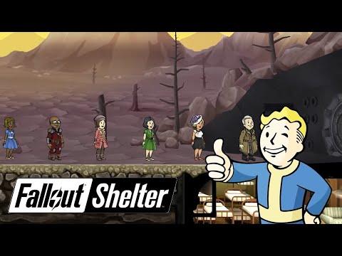 Fallout Shelter - Nintendo Switch Trailer | E3 2018