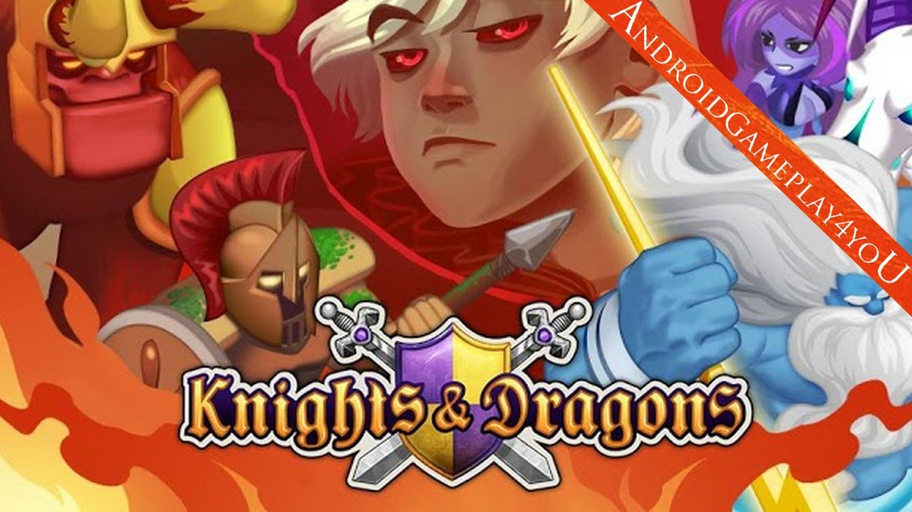 knights and dragons hack mod apk