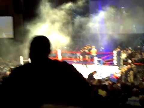 Thompson Hornet MMA Tulsa Hard Rock Casino pt1