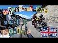 World trip by bike #2: Piggybackriders cycling Austria - ENGLISH VERSION