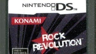 CGR Undertow - ROCK REVOLUTION review for Nintendo DS