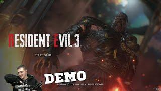 ŠIS BŪS VIENS MURGS - Resident Evil 3 demo