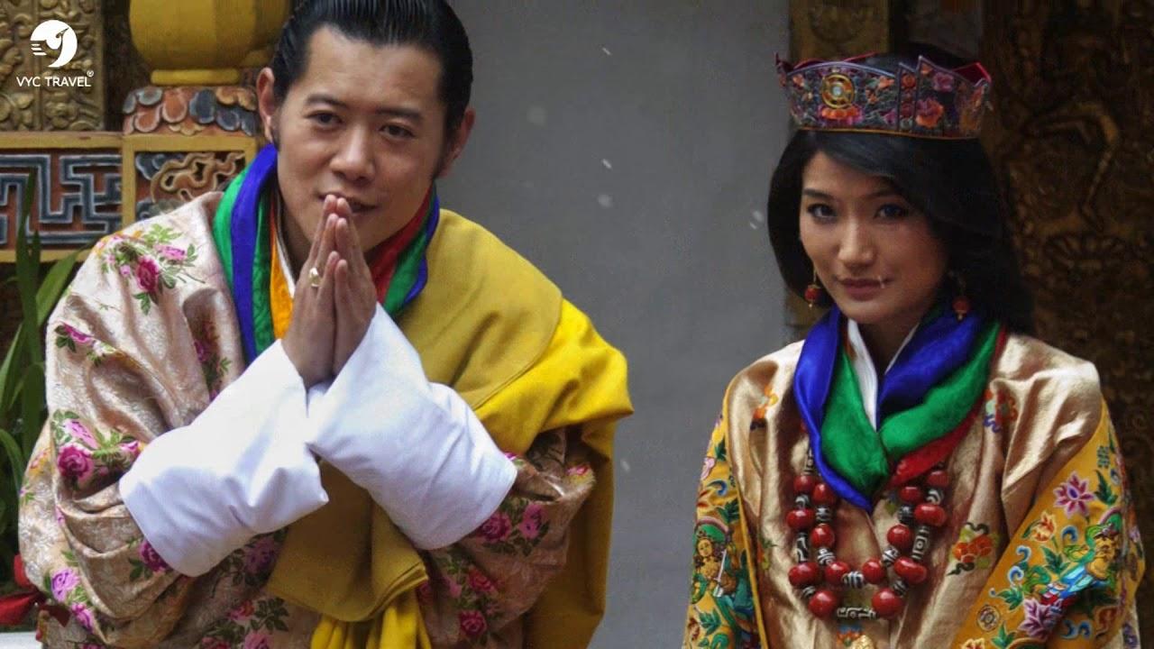 TÌNH YÊU CỔ TÍCH TẠI VƯƠNG QUỐC BHUTAN