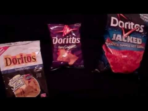 Doritos Throughout Time Bag Design Changes From Past To Present