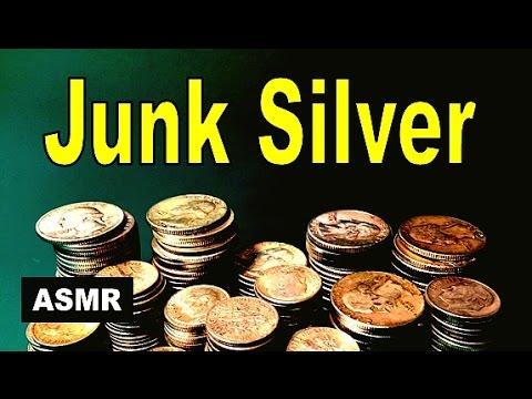 Junk Silver Coins - ASMR