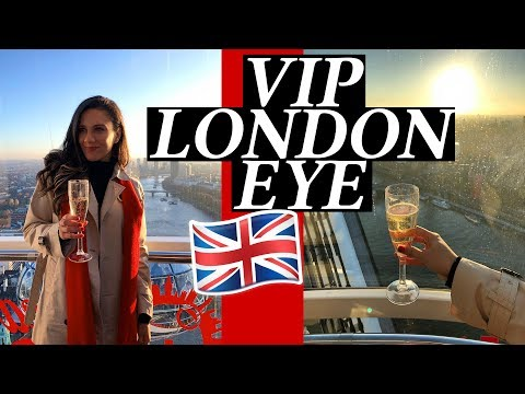 How To Be A VIP On The London Eye With TripAdvisor