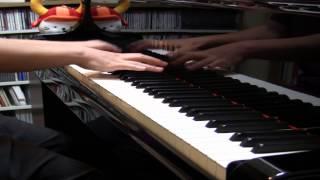 楽譜は、ヤマハの「月刊ピアノ2015年7月号」のものを 使いました。原曲...