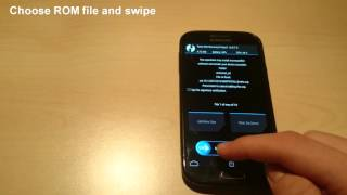 How to install any ROM using TWRP recovery!