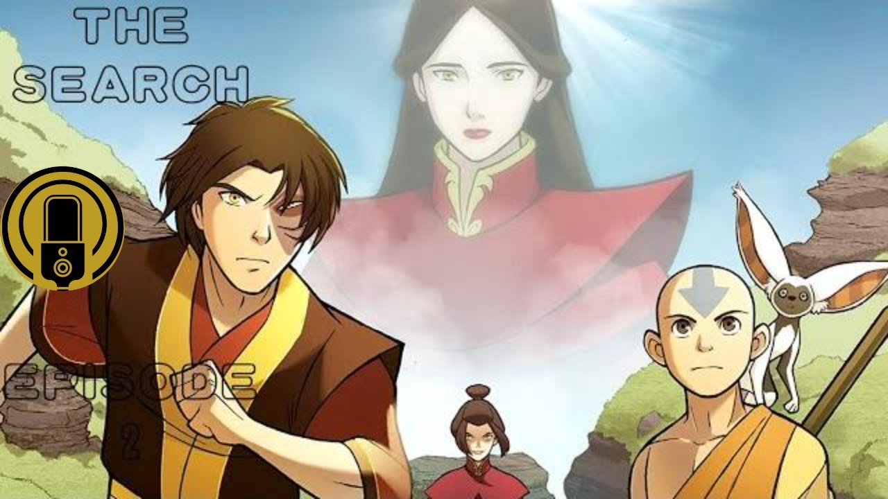 Download Avatar: The Last Airbender - The Search 🎏 by Gene Yang Episode 2 (Motion Comic) HD