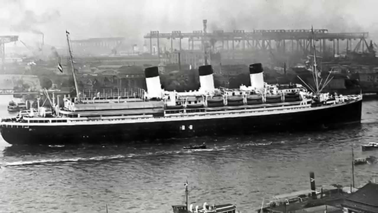 Billedresultat for SS Cap Arcona 1945