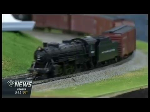 RIT on TV: Tiger Tracks Model Train Show - on TWC