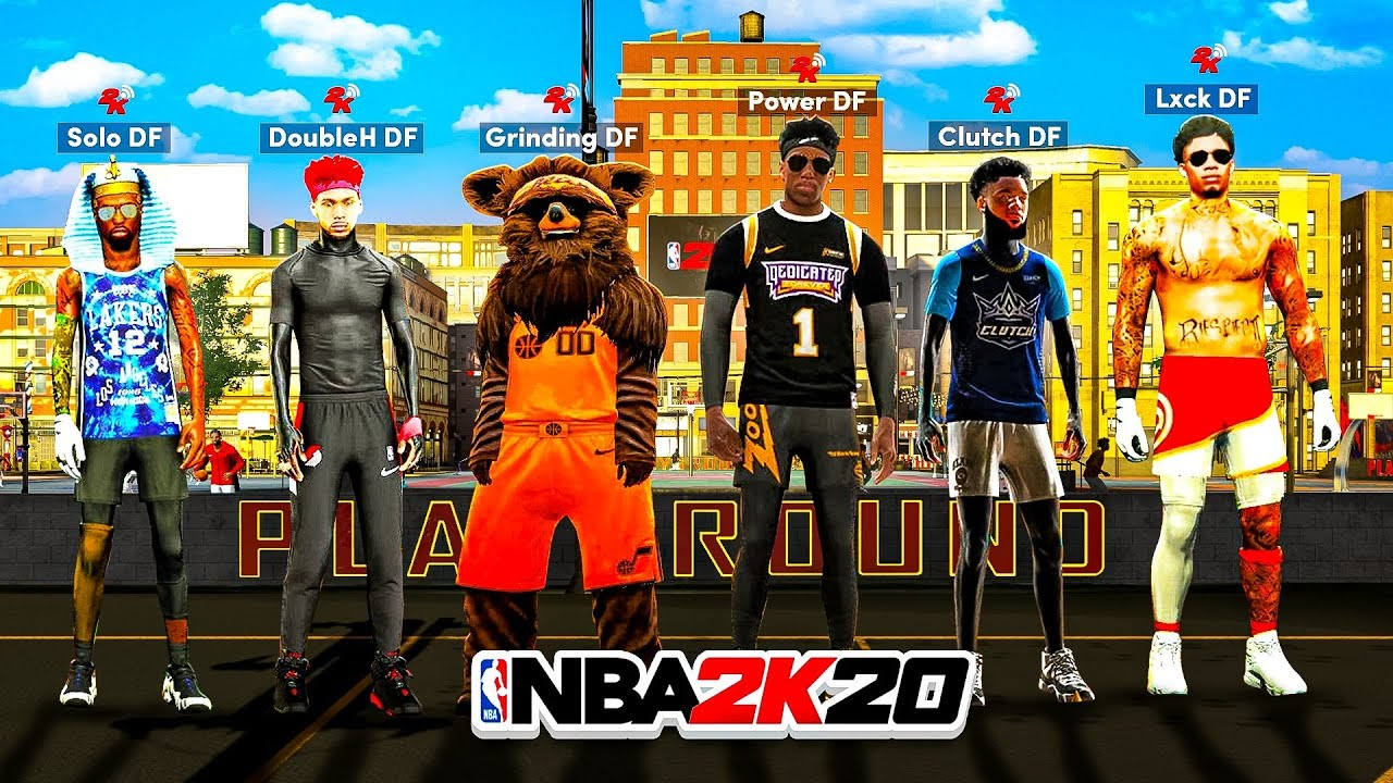 I BROUGHT EVERY DF MEMBER BACK TO NBA 2K20 FOR THE FINAL DF ROYALE EVENT OF THE YEAR! Best DF Member
