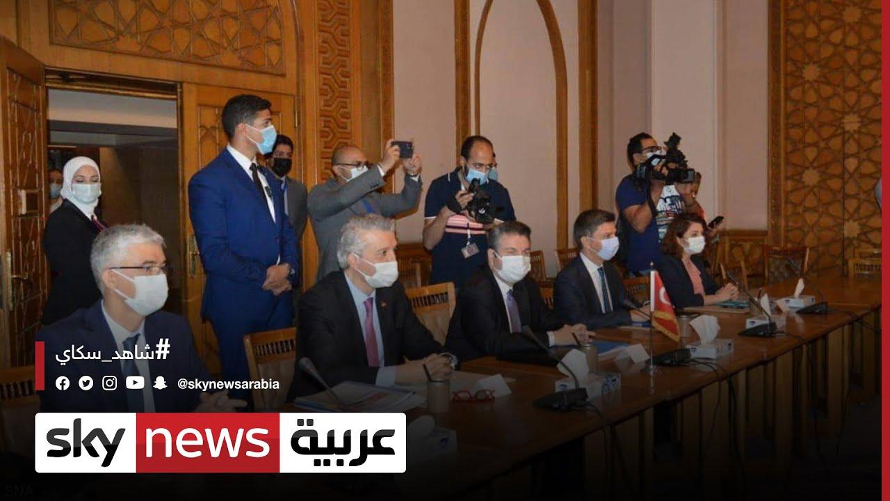مصر وتركيا: استئناف المحادثات المصرية التركية بشأن تطبيع العلاقات  - نشر قبل 27 دقيقة