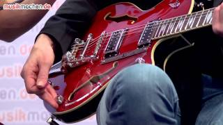 Musikmesse 2013 News: Duesenberg stellt die Starplayer TV Deluxe vor