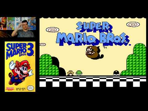 Mario 3 - No Touch Challenge PART 1