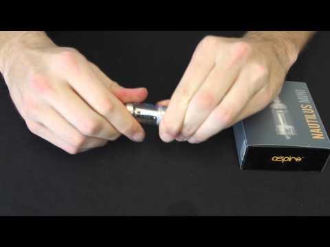Changing Your E-Cigarette Coil | Nautilus Mini