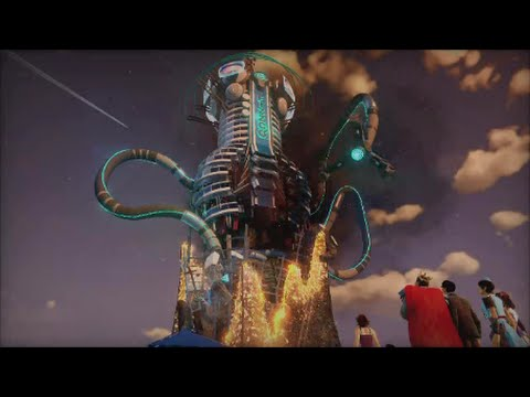 Sunset Overdrive All Boss Fights