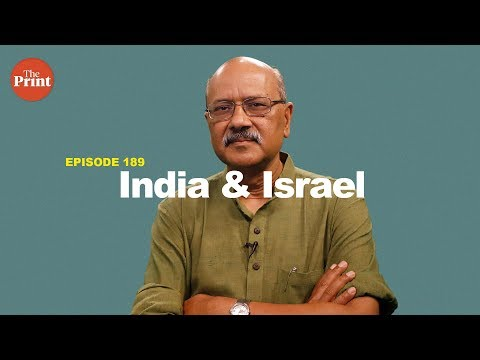 Why India's shift in foreign policy towards Israel is a welcome change | ep 189